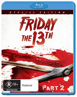 Friday the 13th: Part 2 (Special Edition) [Blu-ray]