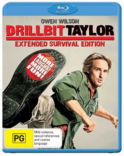 Drillbit Taylor [Blu-ray]