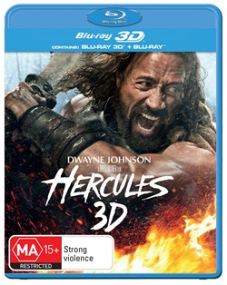 Hercules (3D Edition with 2D Edition) [Blu-ray]