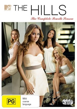 The Hills: The Complete Fourth Season (Box Set) [DVD]