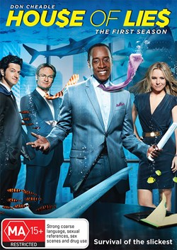 House of Lies: The First Season [DVD]