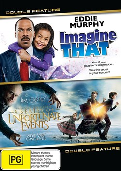 Imagine That/Lemony Snicket's a Series of Unfortunate Events [DVD]