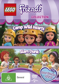 LEGO Friends Collection: Camp Wild Hearts/Slam Dunk [DVD]