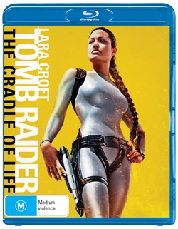 Lara Croft - Tomb Raider: The Cradle of Life [Blu-ray]