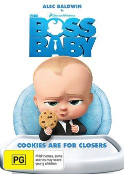 The Boss Baby [DVD]