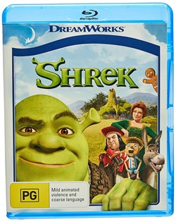 Shrek [Blu-ray]