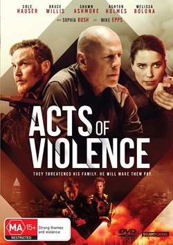 Acts of Violence [DVD]