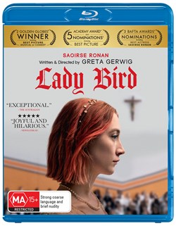 Lady Bird (with Digital Download) [Blu-ray]