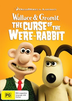 Wallace and Gromit: The Curse of the Were-rabbit [DVD]