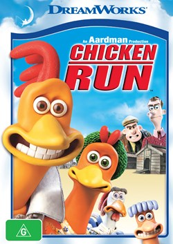 Chicken Run [DVD]