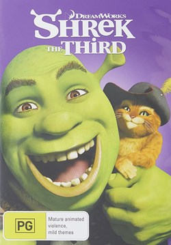 Shrek the Third [DVD]