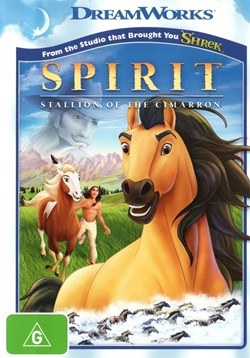 Spirit - Stallion of the Cimarron [DVD]