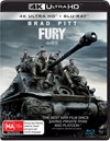 Fury (4K Ultra HD + Blu-ray) [UHD]
