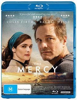 The Mercy [Blu-ray]