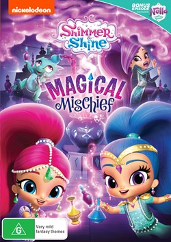 Shimmer and Shine: Magical Mischief [DVD]