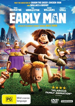 Early Man [DVD]