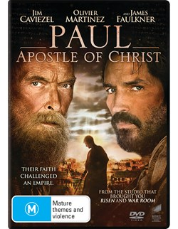 Paul, Apostle of Christ [DVD]