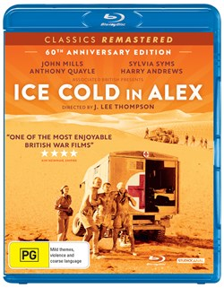 Ice Cold in Alex [Blu-ray]