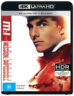 Mission: Impossible (4K Ultra HD + Blu-ray) [UHD]