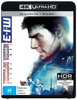 Mission: Impossible 3 (4K Ultra HD + Blu-ray) [UHD]