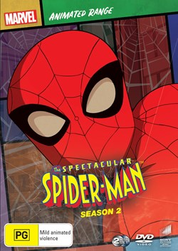 The Spectacular Spider-Man: Season 2 [DVD]