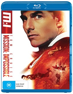 Mission: Impossible [Blu-ray]
