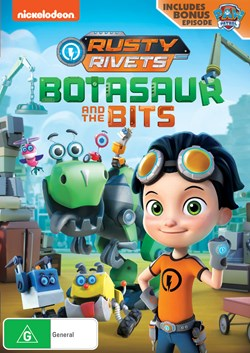 Rusty Rivets: Botasaur and the Bits [DVD]
