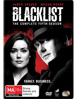 The Blacklist: The Complete Fifth Season (Box Set) [DVD]