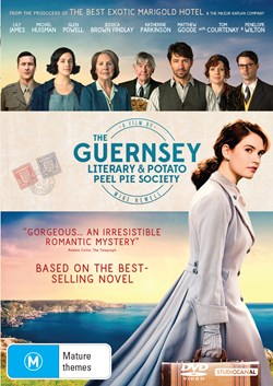 The Guernsey Literary and Potato Peel Pie Society [DVD]