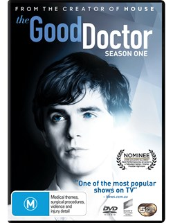 The Good Doctor: Season One [DVD]