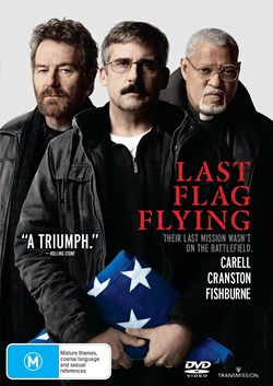 Last Flag Flying [DVD]