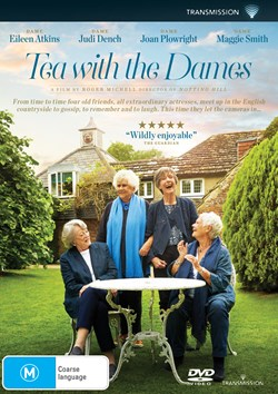 Tea With The Dames (DVD) [DVD]
