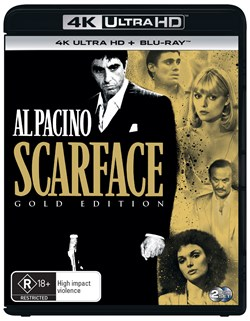 Scarface (4K Ultra HD + Blu-ray) [UHD]