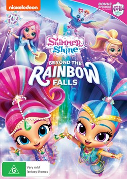 Shimmer and Shine: Beyond the Rainbow Falls [DVD]