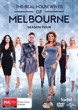 The Real Housewives of Melbourne: Season Four (Box Set) [DVD]