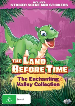 The Land Before Time - The Enchanting Valley Collection [DVD]
