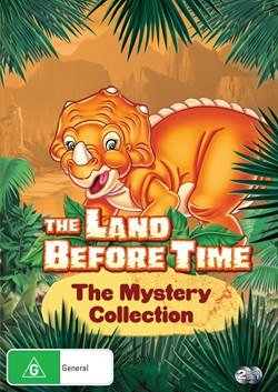 The Land Before Time - The Mystery Collection [DVD]