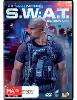 S.W.A.T.: Season One (Box Set) [DVD]