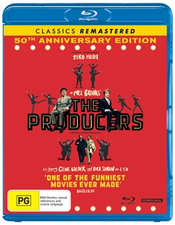 The Producers (50th Anniversary Edition) [Blu-ray]