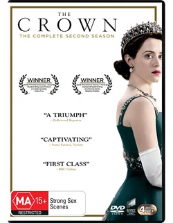 The Crown: Season Two (Box Set) [DVD]