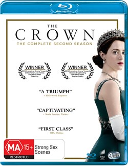The Crown: Season Two (Box Set Restored) [Blu-ray]
