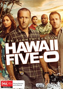 Hawaii Five-0: The Eighth Season (Box Set) [DVD]