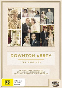 Downton Abbey: The Weddings [DVD]