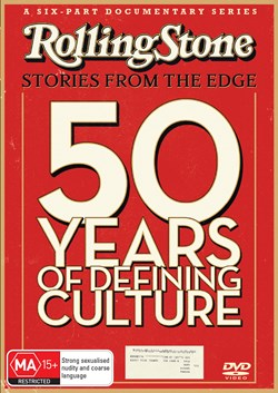Rolling Stone: Stories from the Edge... [DVD]
