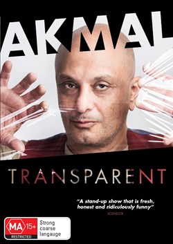 Akmal Saleh: Transparent [DVD]