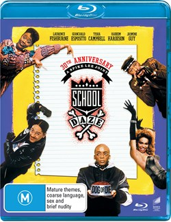 School Daze (30th Anniversary Edition) [Blu-ray]