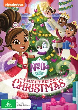 Nella the Princess Knight: The Knight Before Christmas [DVD]