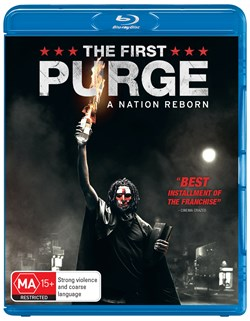 The First Purge (with Digital Download) [Blu-ray]