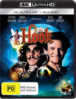 Hook (4K Ultra HD + Blu-ray) [UHD]