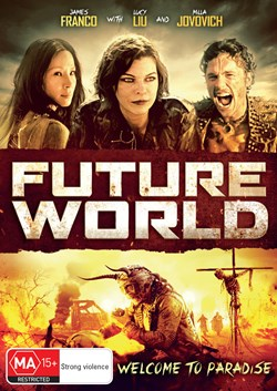 Future World [DVD]